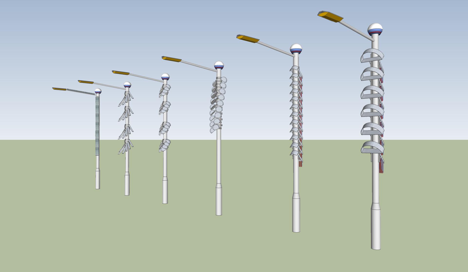 Street Light Amp Road Power